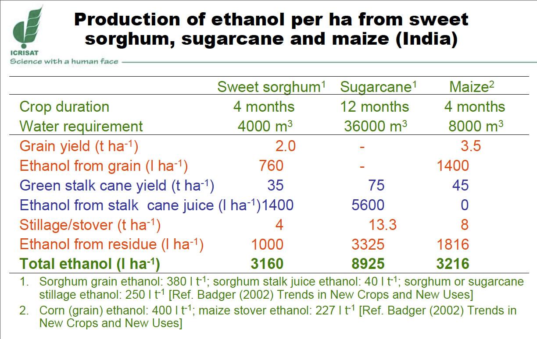 bioethanol production yield